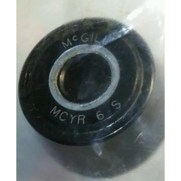 McGill MCYR-6-S, Crowned Yoke, Cam Follower