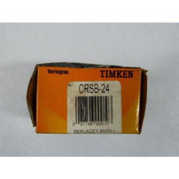 Timken CRSB-24 Cam Follower ! NEW !