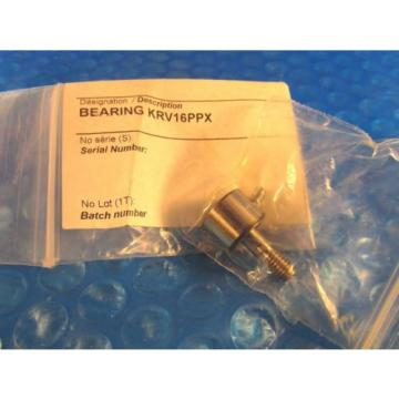 INA, KRV16PPX,   KRV16-X-PP, Cam Follower; Standard Stud; Straight (Sealed)