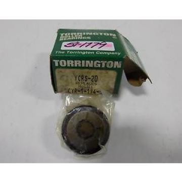 TORRINGTON CAM FOLLOWER YOKE BEARING  YCRS-20 NIB