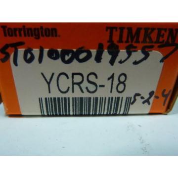 Timken YCRS-18 Cam Follower ! NEW !