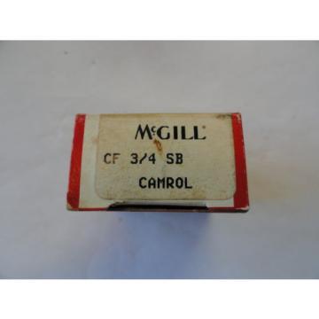 "McGill CF  3/4"" SB Cam Follower"