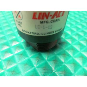 NEW Lin-act Cam Follower LC-1-12 FREE SHIPPING!!!