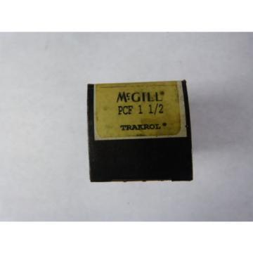 "Mcgill PCF-1-1/2 Cam Follower Bearing 1-1/2x1-3/16"" ! NEW !"