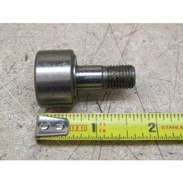 """CAM FOLLOWER,  1"""" STUD TYPE,  CR-1-X,  ACCURATE / SMITH BEARING"""