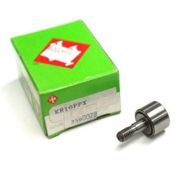 NIB INA KR16PPX CAM FOLLOWER ANTI-FRICTION BEARING