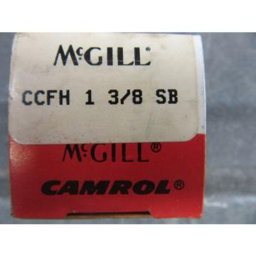 "McGill CCFH-1-3/8-SB Cam Follower 1-3/8"" NEW!!! in Factory Box Free Shipping"