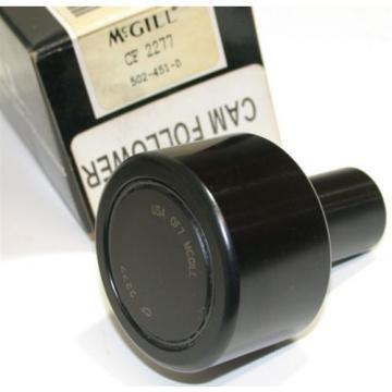 "UP TO 120 NEW MCGILL 2"" CF 2277 CAMROL CAM FOLLOWER ROLLER BEARINGS 502-451"