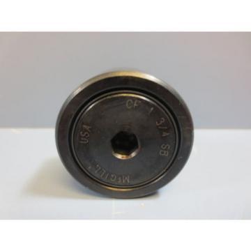 "1 Nib McGill CF-1-3/4-SB Cam Follower Bearing RD 1.7500"" RW 1.0000"" SD .7500"""