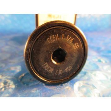 McGill CCFH 1 1/4 SB, CCFH1 1/4 SB CAMROL® Standard Stud Cam Follower