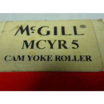 McGill MCYR5 Cam Follower ! NEW !