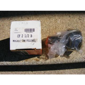 McGill CF21/2B CF 2 1/2 B Cam Follower New in Box