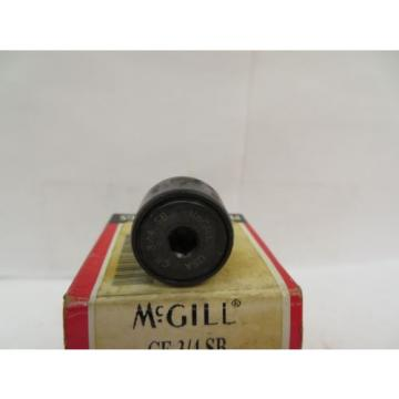 "NEW MCGILL CAM FOLLOWER YOKE BEARING CF 3/4 SB CF3/4SB CF34SB ""LOT OF 2"""