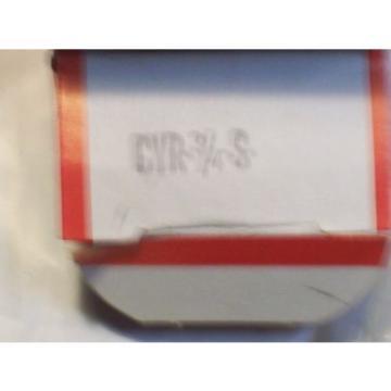 NEW McGILL CAM FOLLOWER  BEARING .750 OD x .250 ID x .500 /.562 WD P599