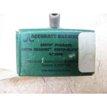 """CAM FOLLOWER,  7/8"""" STUD TYPE,  CR-7/8-X,  ACCURATE / SMITH BEARING"""