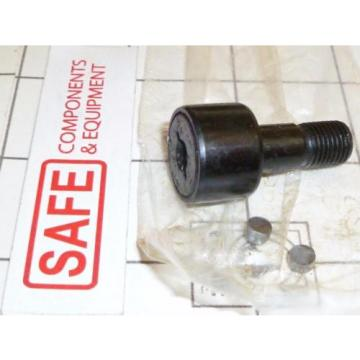 """McGill Cam Follower Bearing CCF-3/4-S Rollers 0.75"""" Dia. Sealed Black Steel G53"""