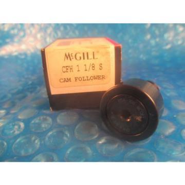 McGill  CFH 1 1/8S, CFH1 1/8 S CAMROL® Heavy Stud Cam Follower