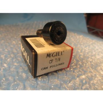 McGill CF 7/8, CF7/8, CF 7/8, CAMROL® Standard Stud Cam Follower