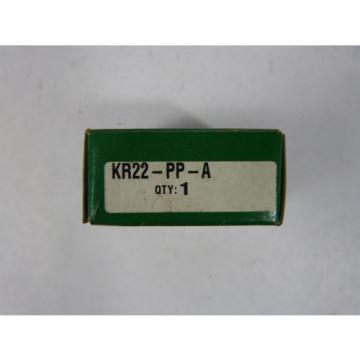 Ina KR-22-PP-A Cam Follower 10x22x12 ! NEW !