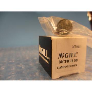 McGill MCFR16SB, MCFR16 SB, MCFR 16 SB, CAMROL® Cam Follower Bearing