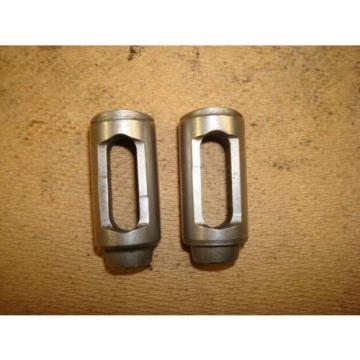 BSA A7,A10 ,RR,SR,RGS EXHAUST CAM FOLLOWERS REGROUND & HARDENED BY NEWMAN CAMS