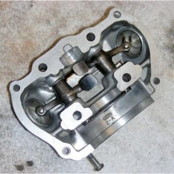 1978 CB125S Honda Engine Top Cover Including Cam Followers CB125