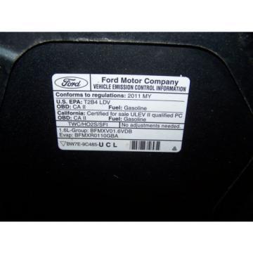 2011 11 12 2012 FORD FIESTA 1.6L ENGINE LIFTER LIFTERS SET OF 16 CAM FOLLOWERS