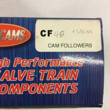 Kent Cams Cam Followers CF48 for Ford Escort & Sierra Cosworth Long Stem Valve