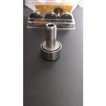 4 x KRV35-PP-A Cam Follower Needle Roller Track Bearing INA Schaeffler KRV35 PPA