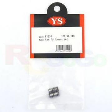 YS ENGINE PARTS CAM FOLLOWER 91 120 140 # YSF1236