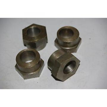 CAM FOLLOWER ADJUSTING NUTS Qty 4 - 35mm OD - 22mm - 6mm offset *BRAND NEW*