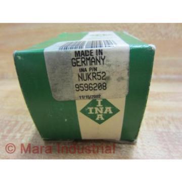 INA NUKR52 INA Cam Follower 9596208