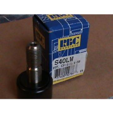 RBC S40LW Cam Follower (NEW IN BOX) **FREE S/H**
