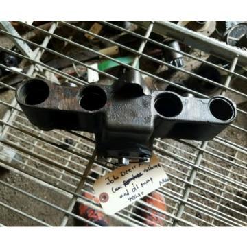 John Deere A cam follower and oil pump gear