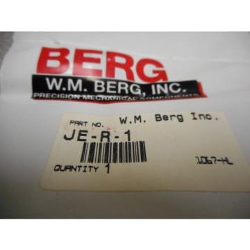 W.M.BERG JE-R-1 CAM FOLLOWER,FIMS