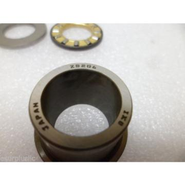 IKO NBX1725 BEARING WITH ZB206 CAM FOLLOWER IN FACTORY WRAP NOS