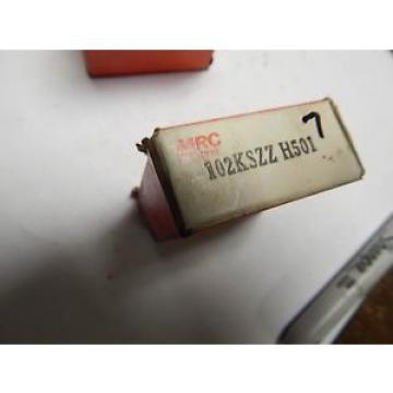 MRC 102KSZZ H501 Bearing Unit #7