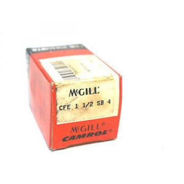 NEW MCGILL CFE-1-1/2-SB CAM FOLLOWER CFE112SB