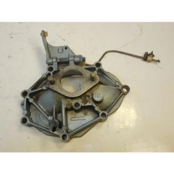 0386792 386792 Intake Manifold w/ 390066 Cam Follower 1979 Evinrude 25 hp