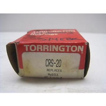 NEW TORRINGTON CRS-20 CAM FOLLOWER CRS20