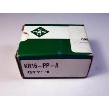 INA BEARING KR16-PP-A FOLLOWER CAM 16mm, *NEW*