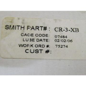 Accurate Bushing Co Smith Products CR-3-XB Cam Follower Bearing