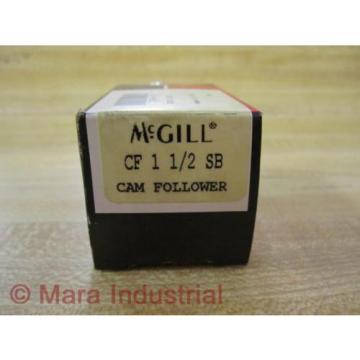 McGill CF 1 1/2 SB Cam Follower CF112SB