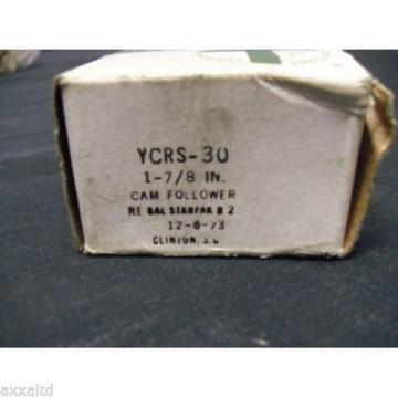 Cam Follower Torrington YCRS-30