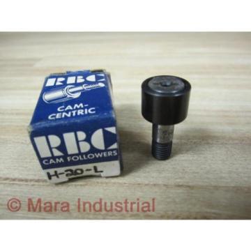 RBC Bearings H-20-L Cam Follower