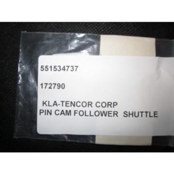 KLA-TENCOR CORP 172790 PIN CAM FOLLOWER SHUTTLE