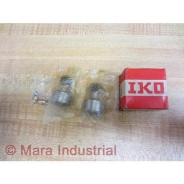 IKO CR 14 VUU CR14VUU Cam Follower Bearing (Pack of 2)