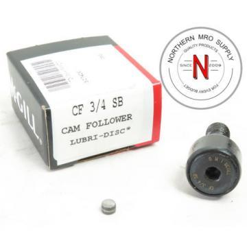 MCGILL CF-3/4-SB CAM FOLLOWER -or- KOYO-TORRINGTON CRSB-12 CAM FOLLOWER