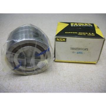 NSK 7206B 30mmX62mmX16mm Super Precision P5 Tri Plex Set of 3 Bearings