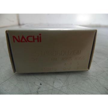 NEW  Nachi Super Precision Ball Screw Bearing, 25TAB06DU/GM,  WARRANTY